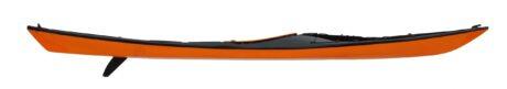 Divine 5.25-Svart-Orange-Bambu-sidan